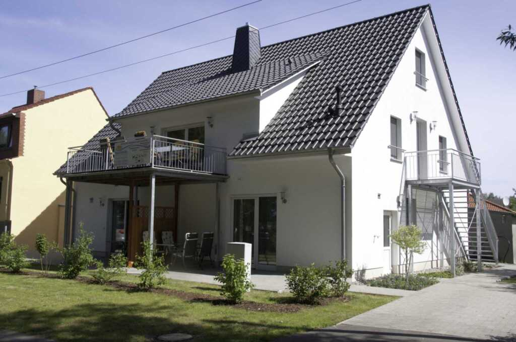 Haus Werder Wohnung 3 mit Kamin, Zinnowitz, H. Wer
