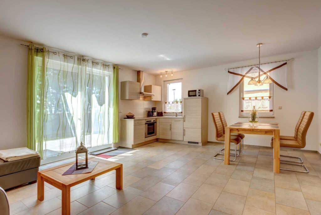 Haus Werder Wohnung 1 mit Kamin, Zinnowitz, H. Wer
