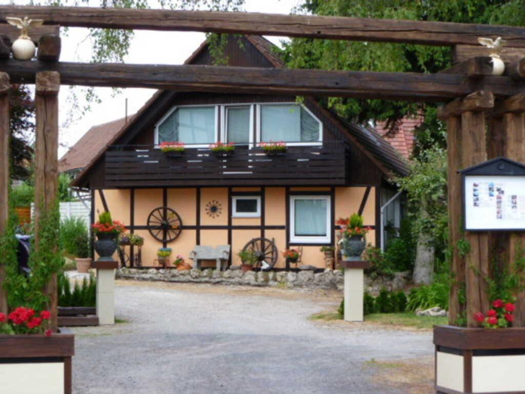 Ferienwohnung Klosterblick, Klosterblick Erdgescho