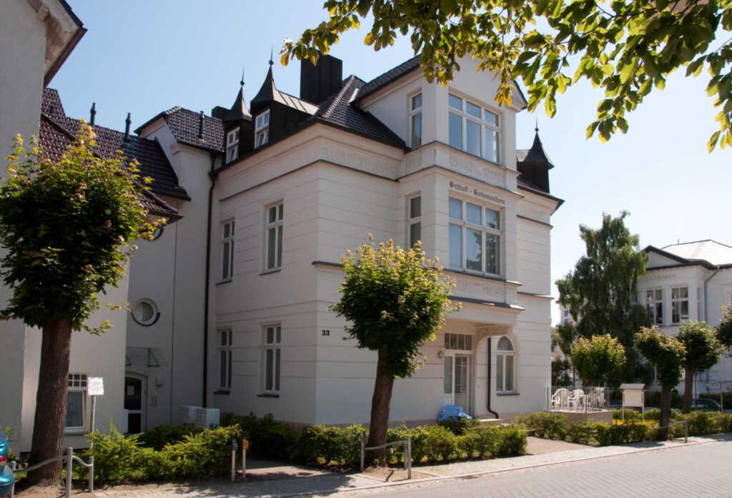 Ahlbeck Schloß Hohenzollern, Ahlbeck Schloß Hohenz