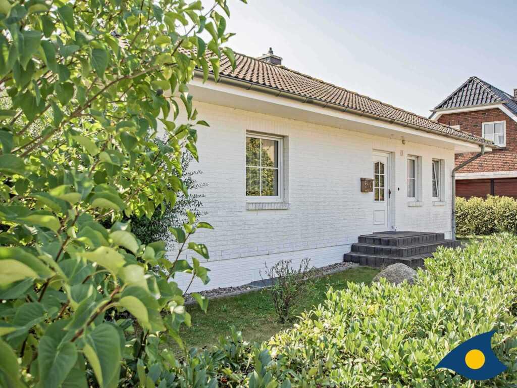 Ferienwohnung (-haus) Whg. 02 Gartenstraße, Garten