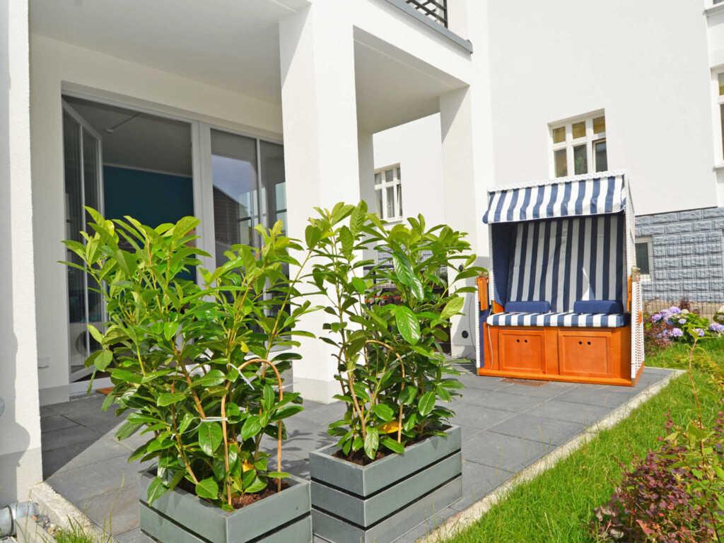Villa Antje F614 WG 5 im EG mit teils überdachter