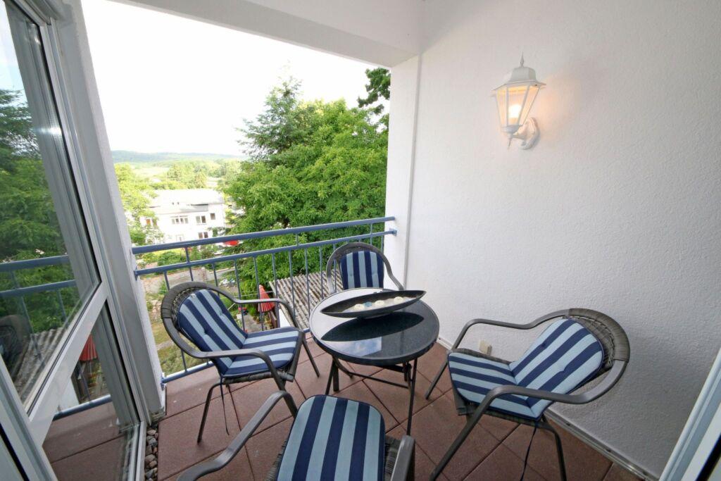 Residenz Binz Whg.16 mit Balkon und Seeblick