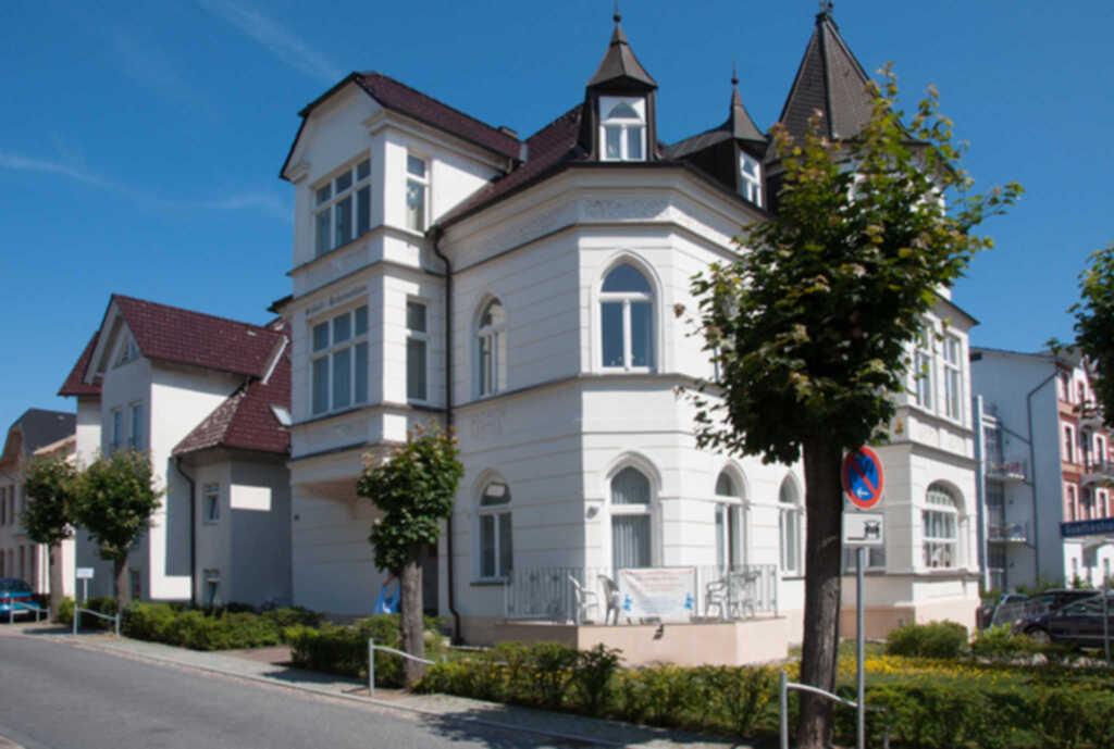 Ahlbeck-Paradies Schloß Hohenzollern