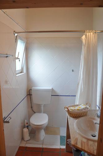 """""""Kleines Häuschen"""", Badezimmer"""