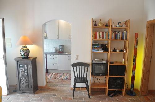 App. C, Blick in Küche