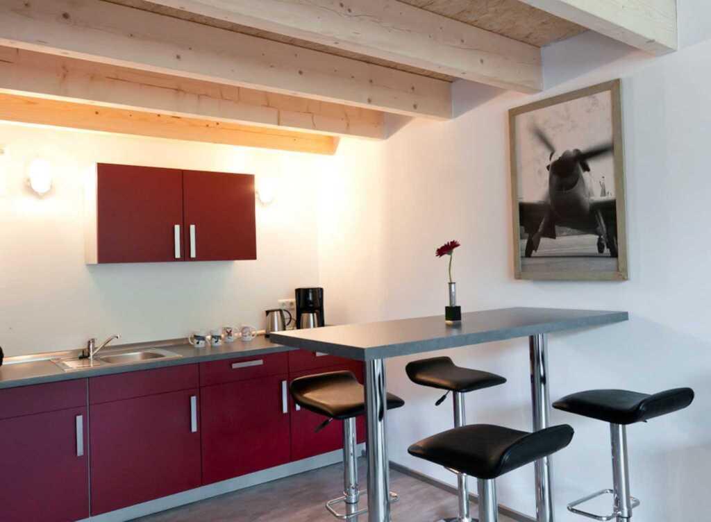 Erlebniswelt Hangar 10, Appartement 07 Bücker Jung