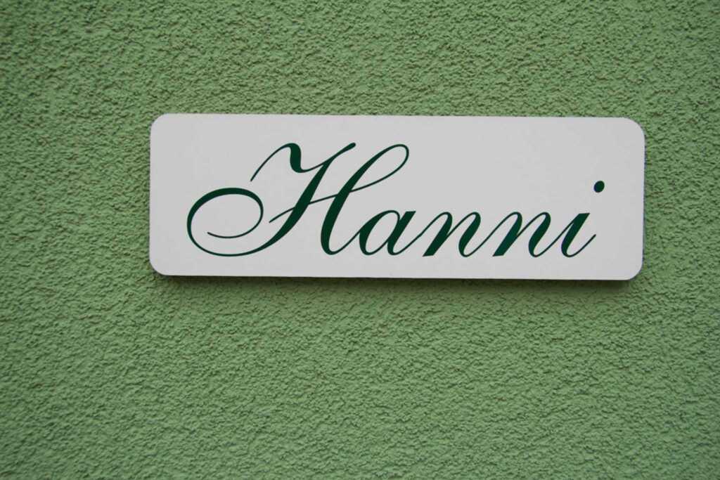 Ferienwohnung Hanni, Heringsdorf, FeWo Hanni
