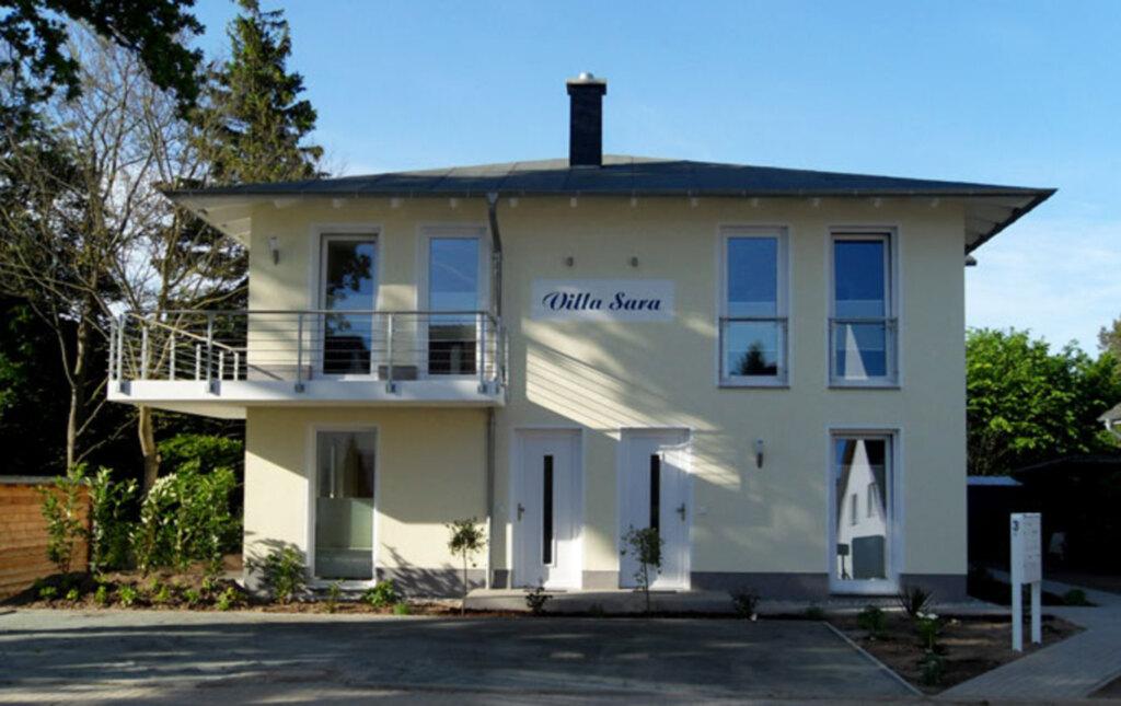 Villa Sara, Fewo Mönchgut mit Balkon 72 m²