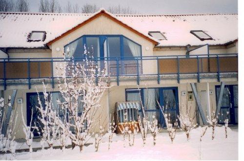 Im Winter an der Ostsee
