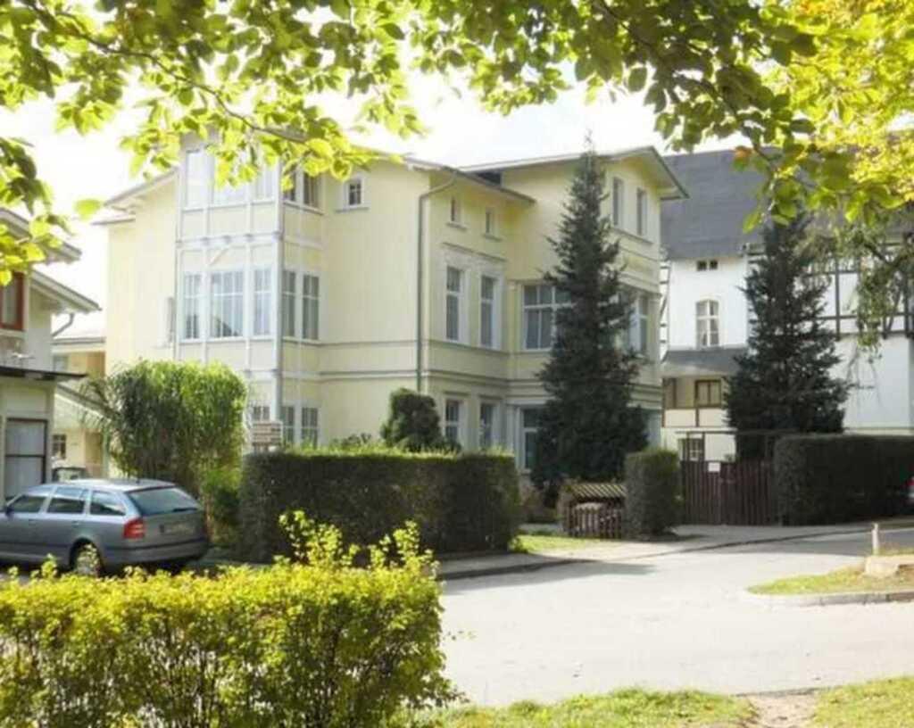 Villa Waldstraße Bansin, Bansin, Waldstraße, App.