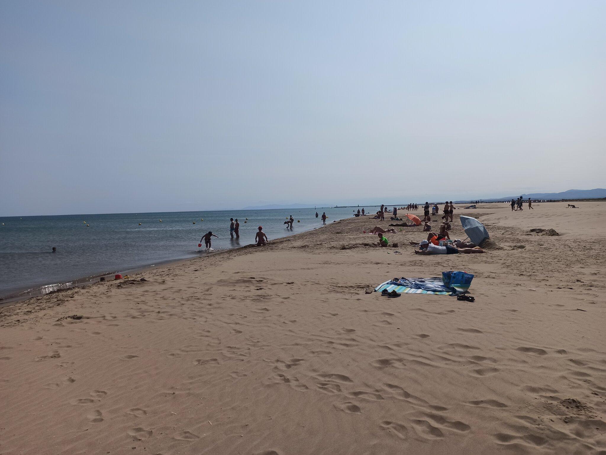 Ausblick von der Burg in Gruissan