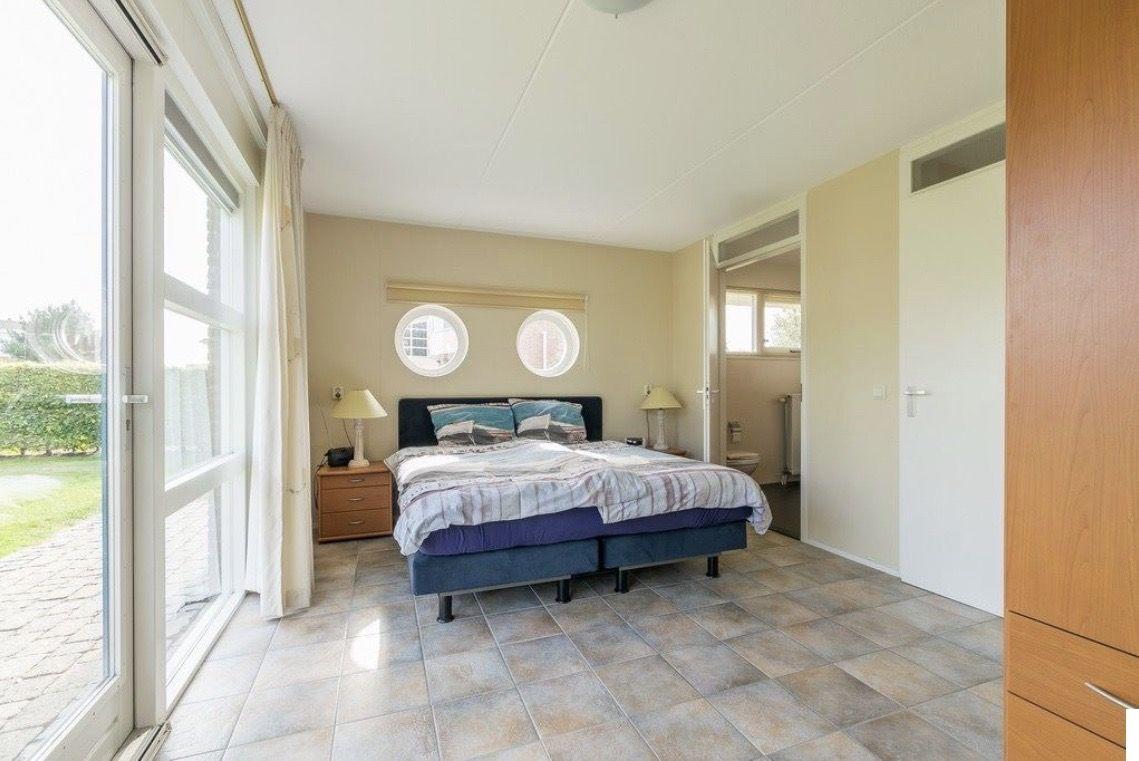 3. Schlafzimmer im Erdgeschoss.