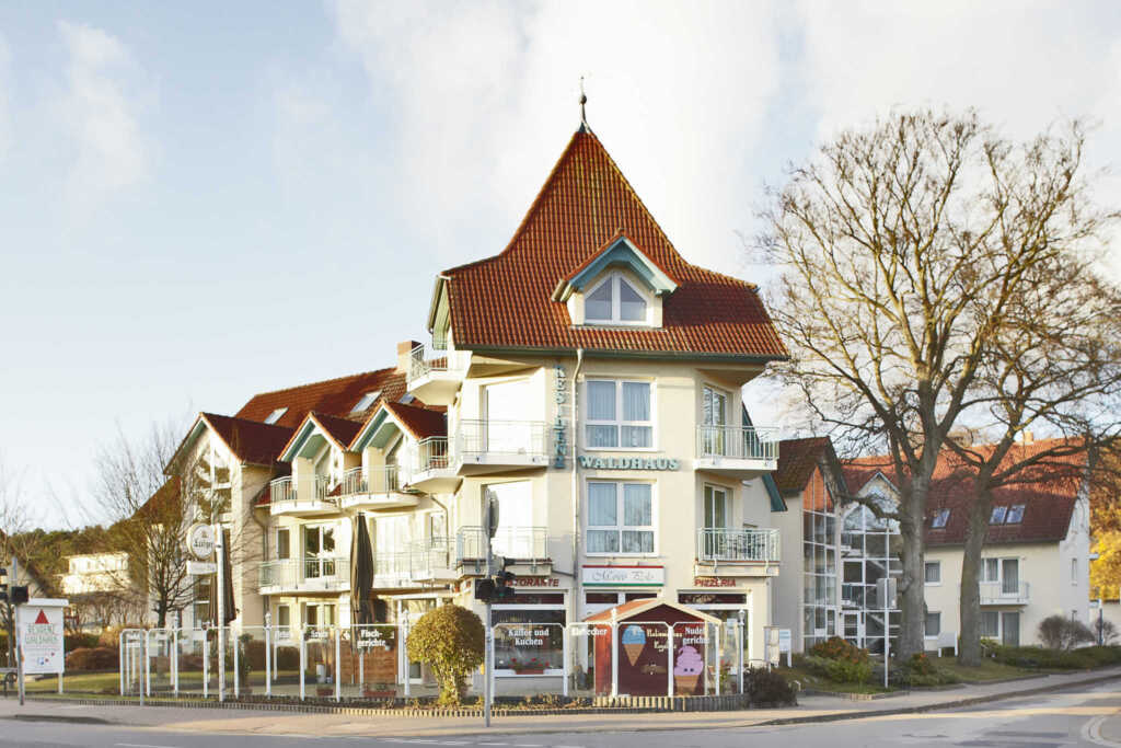 Residenz Waldhaus (Forker), 2-Zimmer-Whg. 08