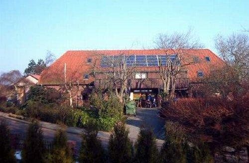 Die Solaranlage