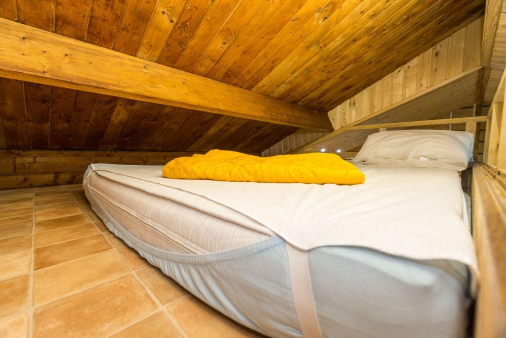 Urlaub im Bungalow - mitten im Wald, Bungalow Nr.