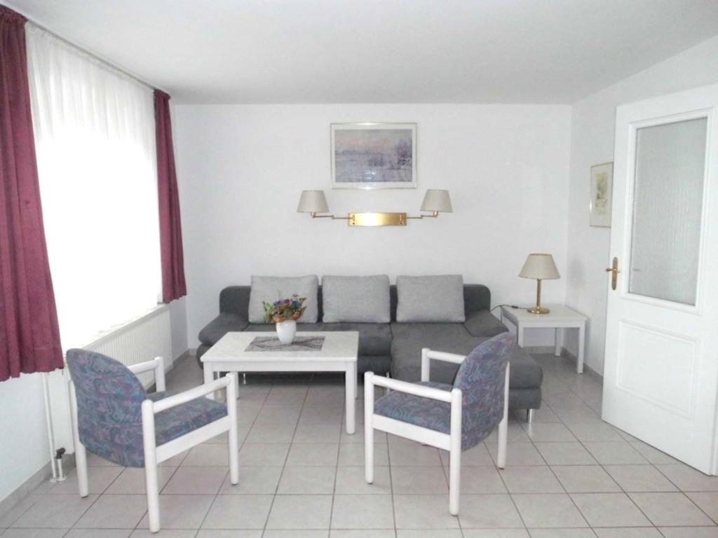 Haus S�dstrand -Lipke, S� 3; 3-Raum; Maisonette; B