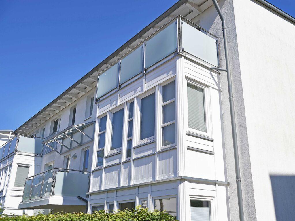 Villa Concordia F512 WG 1 mit Balkon + seitl. Meer