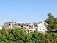 Strandvilla Böck, A 10: 50 m², 2-Raum, 3 Pers., Balkon, Meerblick (Typ A) in Glowe auf Rügen - kleines Detailbild