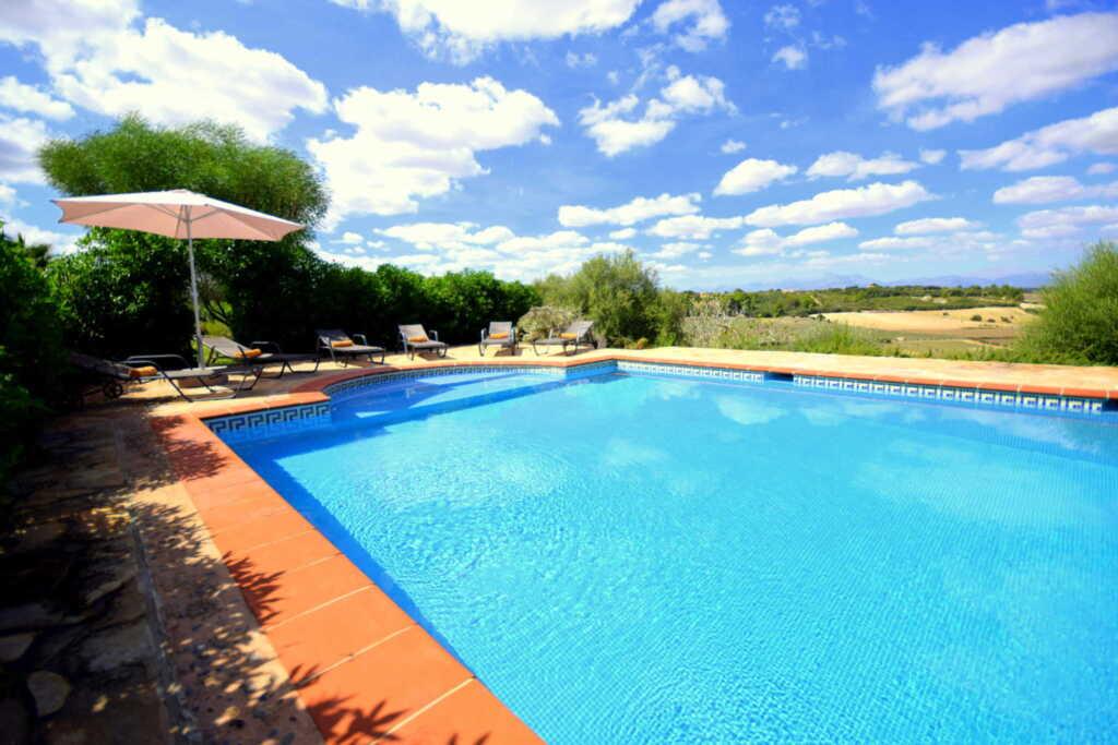 44909 Finca Vista Tramuntana Haupthaus und Casita,