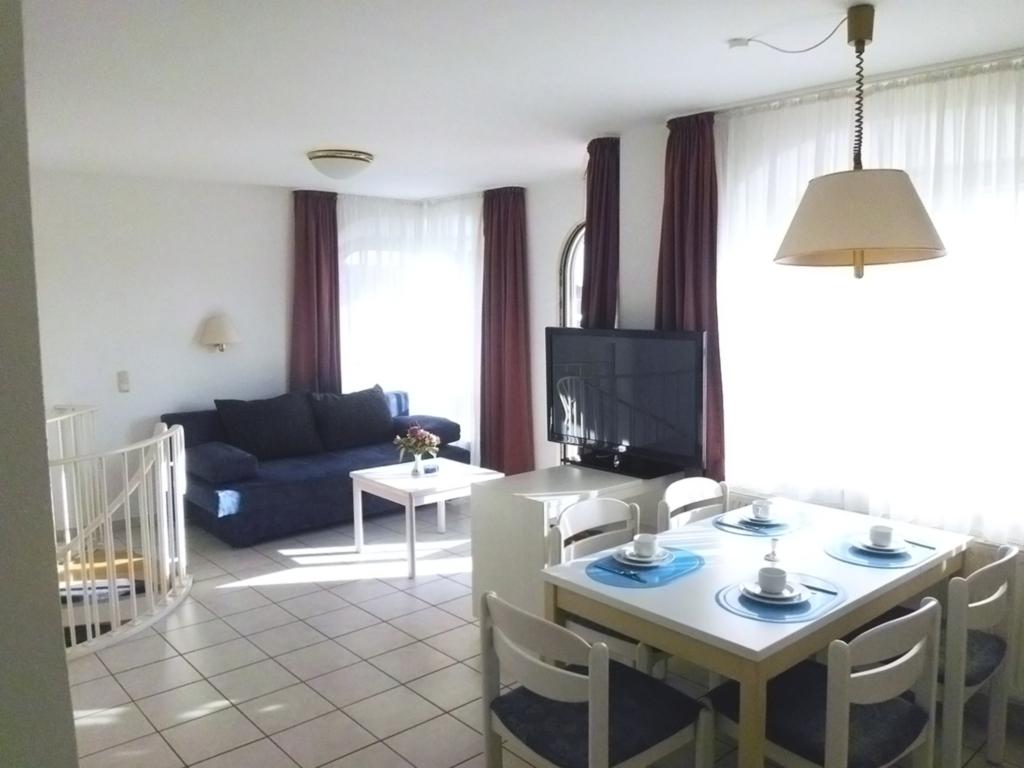 Haus Südstrand -Lipke, SÜ 2; 3-Raum; Maisonette; B