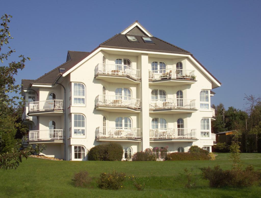 Haus Südstrand -Lipke, SÜ 7; 2-Raum; 1.OG; 2 Balko