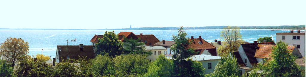 Haus Südstrand -Lipke, SÜ 8; 3-Raum; 2.OG; Balkon;