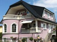 Villa Vivien Volk, WHg. 1 - Balkon in G�hren (Ostseebad) - kleines Detailbild