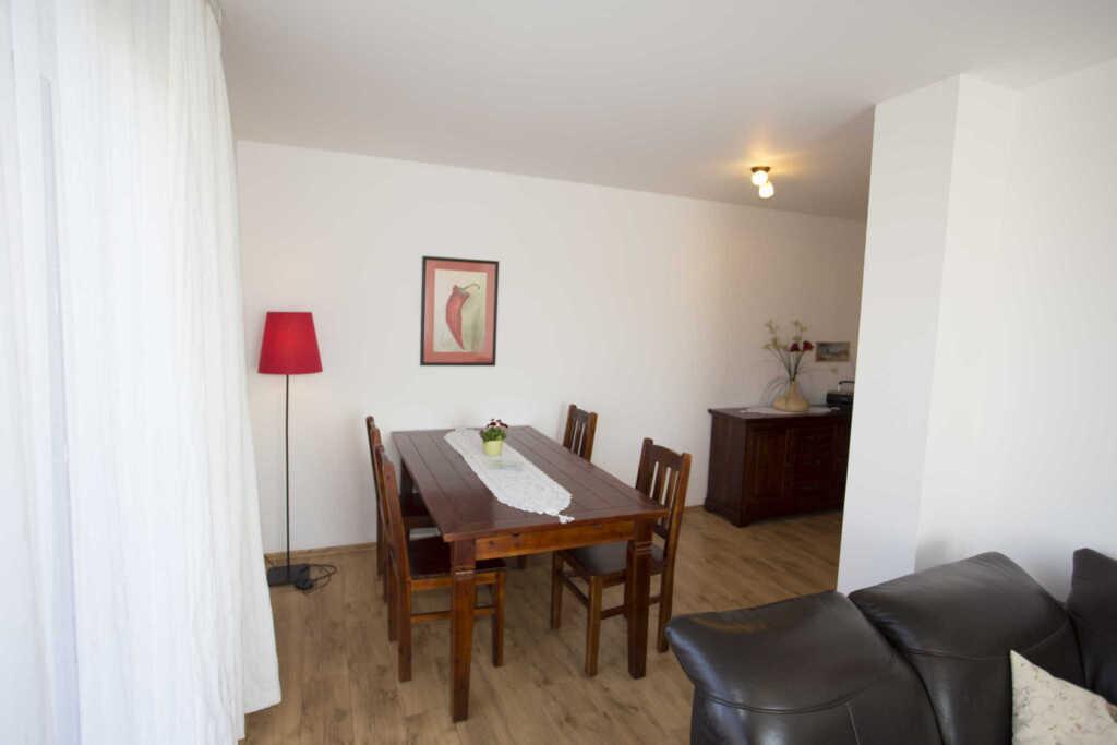 Ferienwohnung Wiek - Villa Boddenblick, Whg 3 - EG