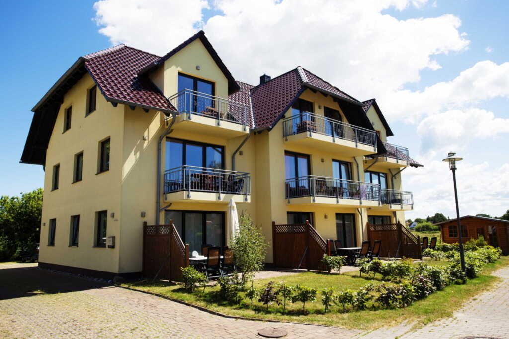 Ferienwohnung Wiek - Villa Boddenblick, Whg 4 - 1.
