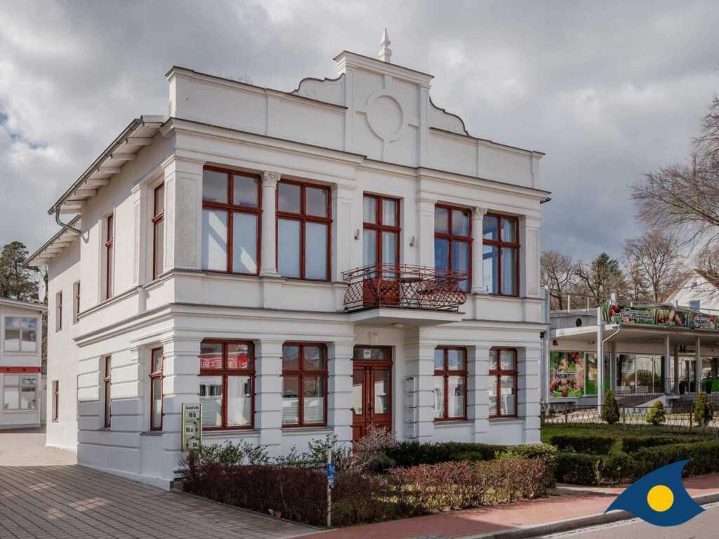 Villa an der Post, Whg. 02, VP 02