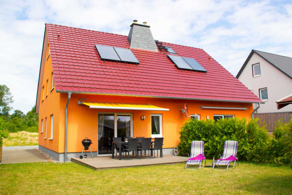 Ferienhaus Nienhagen 'Jule', Ferienhaus