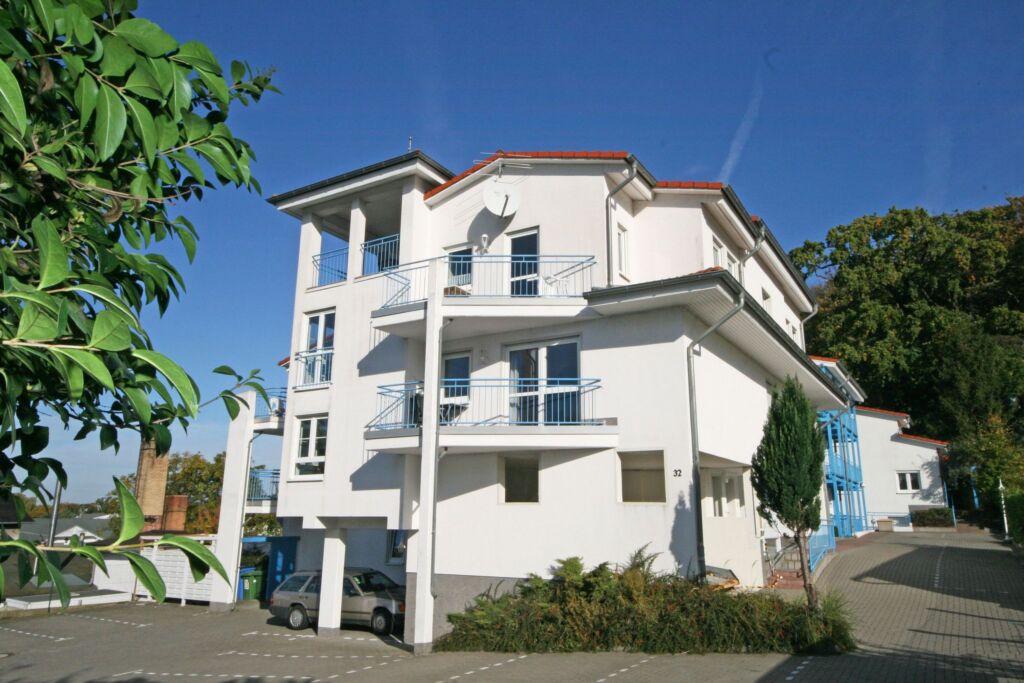 Residenz Binz Whg.01 mit Terrasse