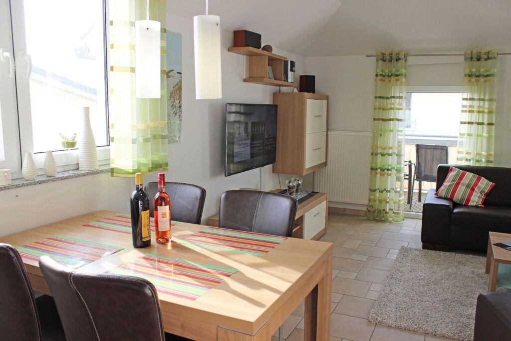 A.01 Haus Möwe III Whg. 15 Penthouse mit Südbalkon