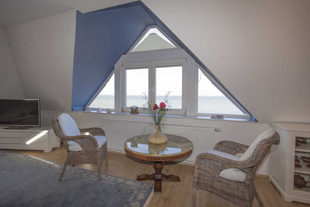 Ferienwohnung Wiek - Haus Meeresblick, 3-Raum Whg.