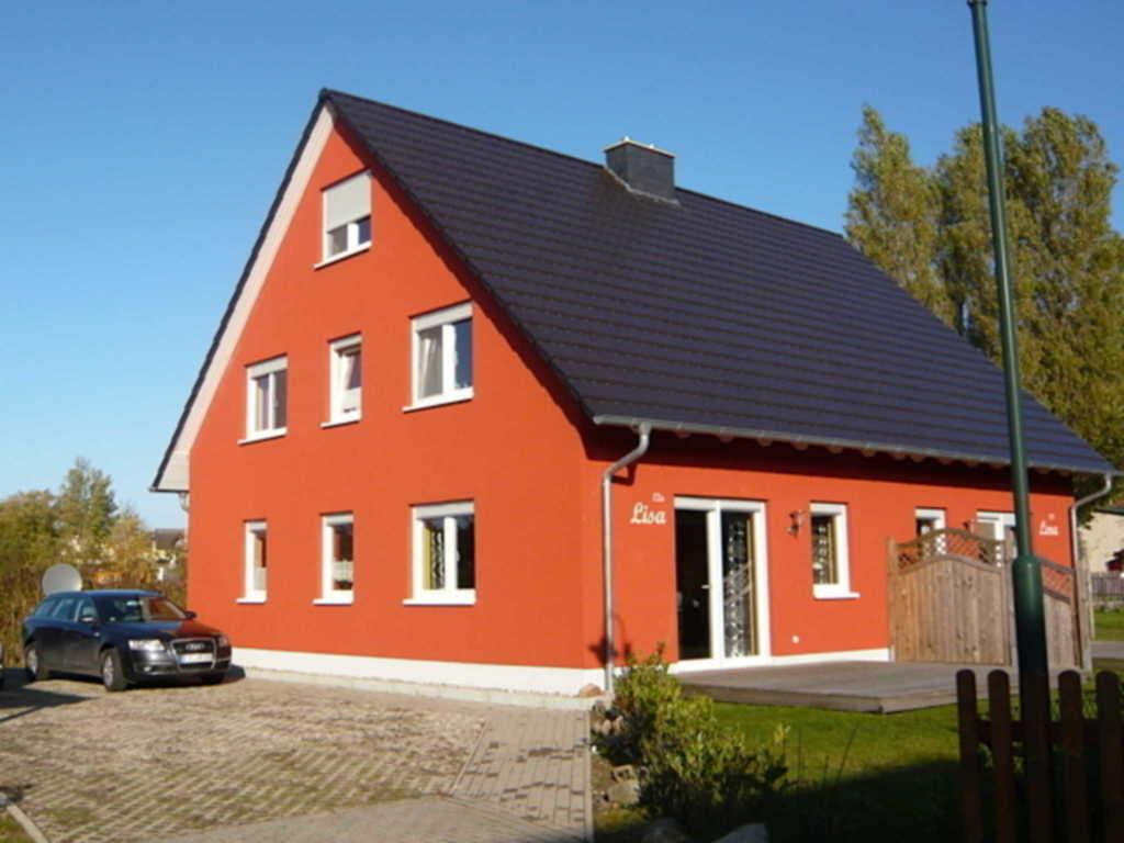 Ferienhaus 'Lena' in Glowe auf Rügen, Ferienhaus