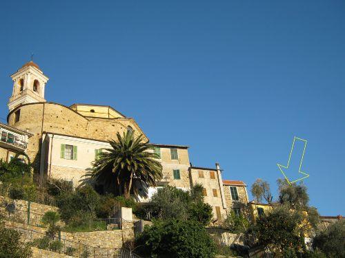 Foto vom Haus mit Umgebung