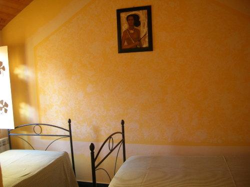 Schlafzimmer (2 betten)