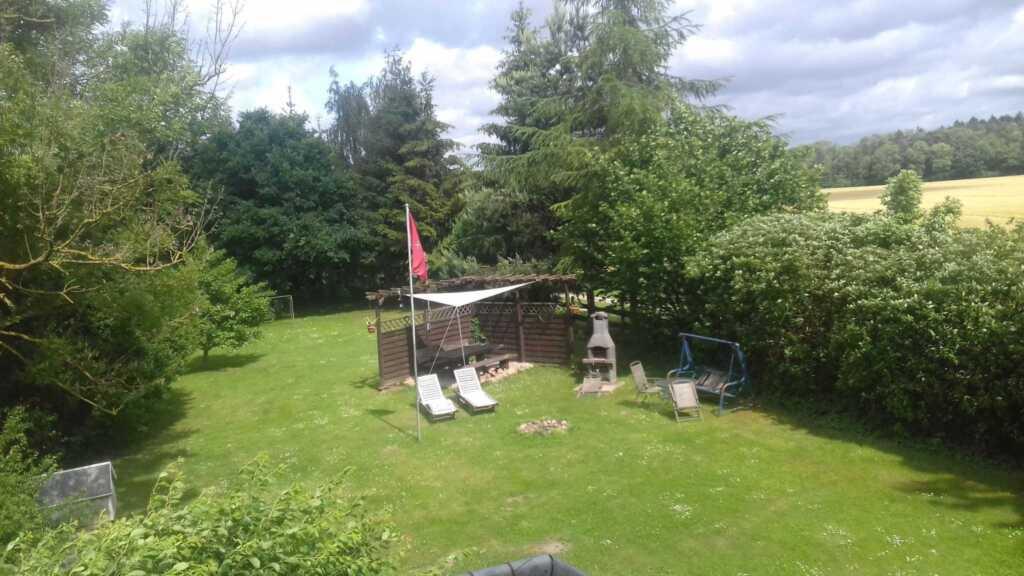 Ferienwohnungen an der Ostsee - Alleinlage am Wald