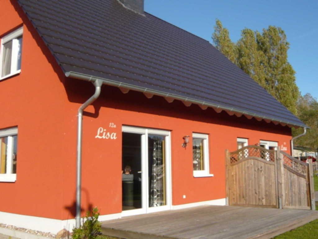 Ferienhaus 'Lisa' in Glowe auf R�gen, Ferienhaus