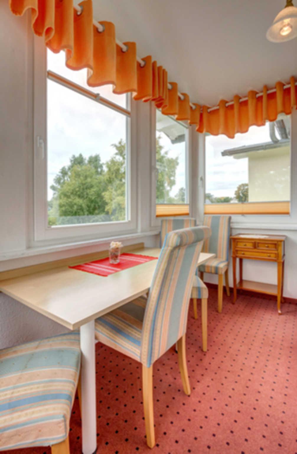 Heringsdorf - Villa Lindemann W6, Wohnung Sonnenst