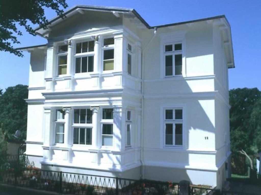 Heringsdorf - Villa Lindemann W4, Wohnung Sonnenst