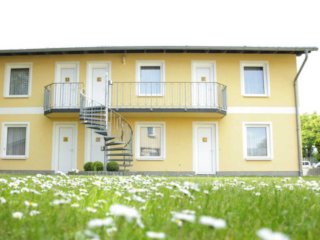 Appartementhaus Gutenberg, C––  2-Raum-Appartemen
