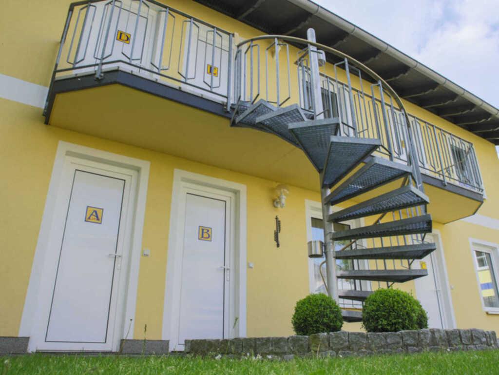 Appartementhaus Gutenberg, D––  3-Raum-Appartemen