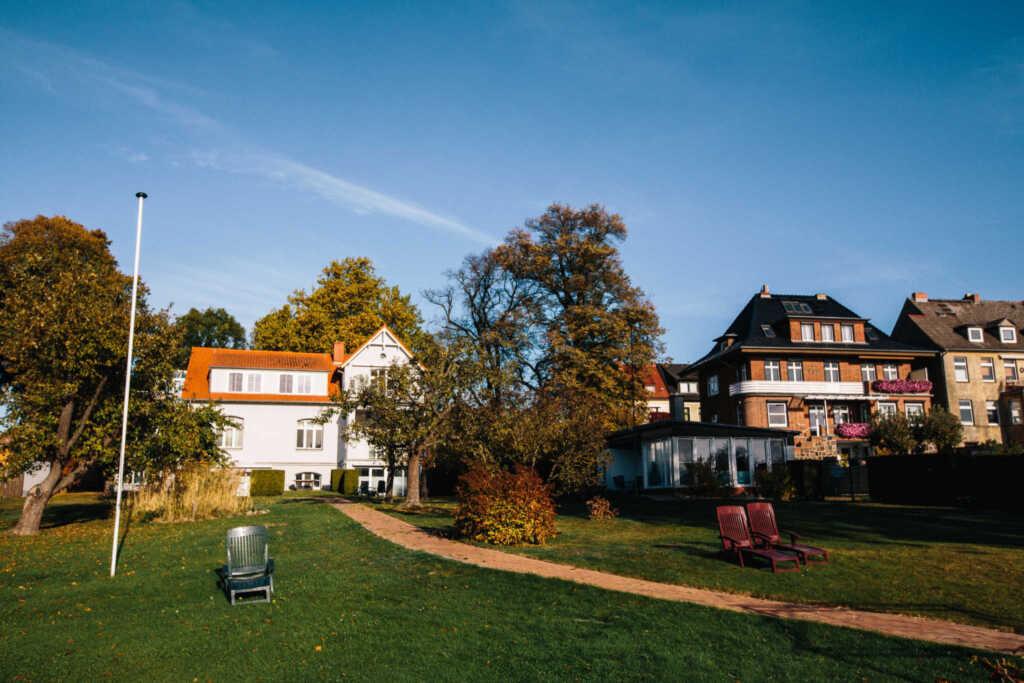 Villa Blanck, Wohnung 4