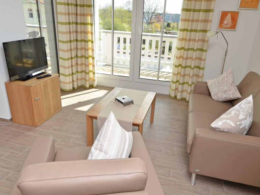 Villa Annika F594 WG 11 im DG mit Loggia & Balkon,