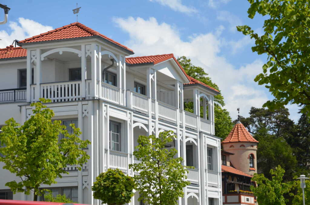 Villa Annika F594 WG 08 im 1. OG mit Balkon, AK 08