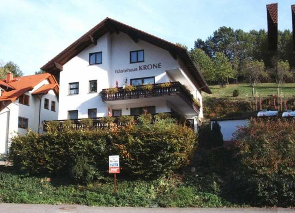 BE-Ferienwohnung 'Freudenbergblick', Ferienwohnung