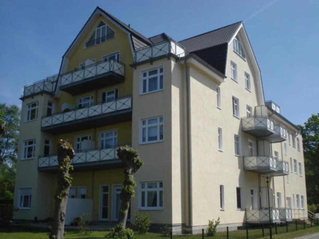Haus Lindenhof - Strandstraße, Ferienwohnung Linde