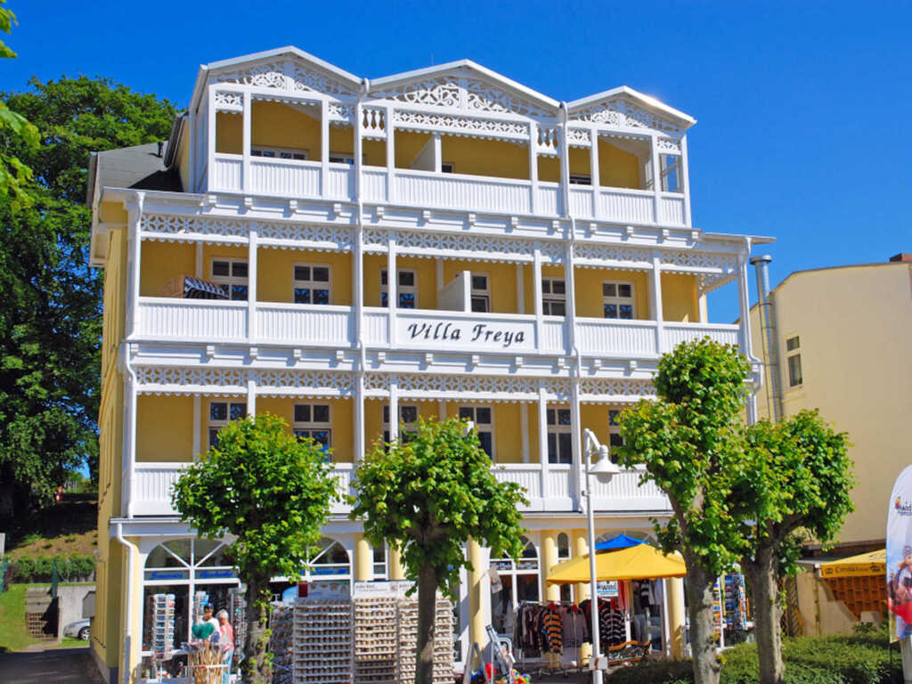 Villa Freya F549 WG 1 im 1. OG mit 2 Balkonen, FY0